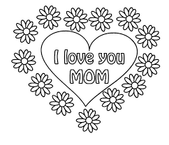 Small Picture 93 best Coloring Holidays Mom images on Pinterest Mothers day