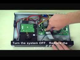 How to - Zmodo Analog DVR Resetting to <b>Factory</b> Defaults - YouTube