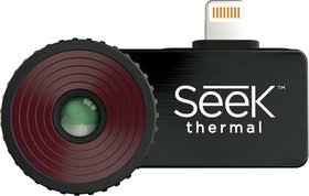 KIT FB0090i, <b>Мобильный тепловизор Seek Thermal</b> Compact PRO ...
