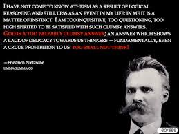 Friedrich Nietzsche Quotes On Religion. QuotesGram via Relatably.com