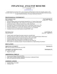 financial banker resume resume samples writing guides for all financial banker resume banker resume writing tips o resumebaking financial analyst resume template financial analyst resume