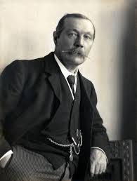 <b>Arthur Conan Doyle</b> (Author of A Study in Scarlet)