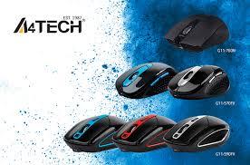 <b>A4Tech</b> представила беспроводные компьютерные мыши в ...