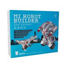 <b>Робот</b>-<b>конструктор</b> Xiaomi <b>Mi Robot Builder</b> — купить в интернет ...