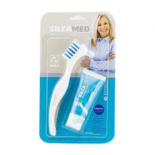 Купить <b>Silca</b> Med набор для чистки зубных протезов щетка и ...