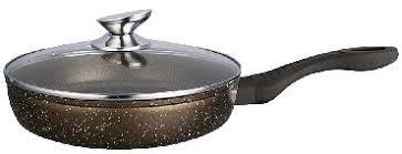 <b>Сковорода Zeidan Z</b>-<b>90190</b> 26см, каменное покрытие