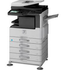 Tài liệu hướng dẫn sửa chữa máy in copy và scan Sharp
