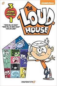 The Loud House 3-in-1: There will be Chaos, There ... - Amazon.com
