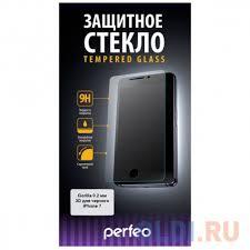 <b>Защитное стекло Perfeo</b> для Apple iPhone 7 0.2мм <b>3D</b> Gorilla ...
