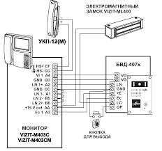 Вызывная панель VIZIT БВД-405СР-2