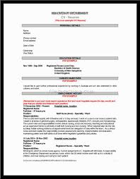nurse resume templates retail position resume objective nurse resume templates
