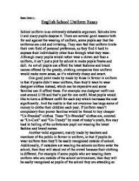 school uniforms essay introduction wwwgxartorg school uniforms persuasive essay resumecv browse all sample school uniforms persuasive essay
