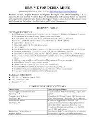 erp business analyst resume sample resume builder erp business analyst resume sample business analyst resume example business intelligence analyst resume samples singlepageresume