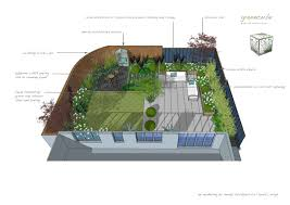 Small Picture greencube garden and landscape design UK 3d design work by greencube