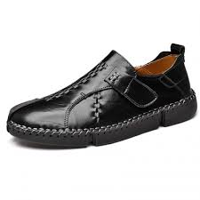 LL <b>Mens PU Leather</b> Business Oxfords Faux Crocodile Skin Texture ...
