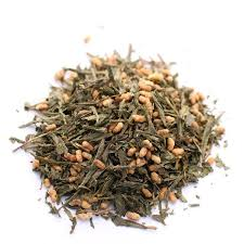 <b>Organic Genmaicha</b>. Japanese Green Tea with <b>Brown</b> Rice ...