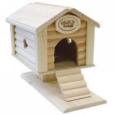 <b>Дом</b> для мелких <b>грызунов Green</b> Farm Избушка на курьих ножках ...