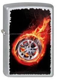 Купить <b>Зажигалка ZIPPO Tire</b> On Fire 205 Tire On Fire | Интернет ...