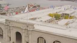 4K World Trade Center Memorial Pool Stock Video Footage ...