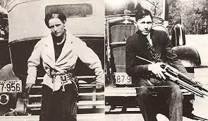 「Bonnie and Clyde」の画像検索結果