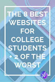 17 best ideas about college years college study 8 websites that will make your college years easier and 2 i don t recommend