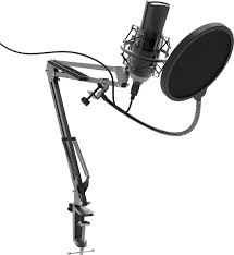 <b>Микрофон для конференций</b> Ritmix RDM-180, черный — купить в ...
