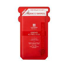 Leaders Cosmetics <b>Amino AC Free</b> Mask 마스크팩, Prepping
