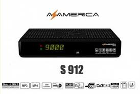 Novo Dump azamerica s912 HD 70W e 43W 30/12/2013