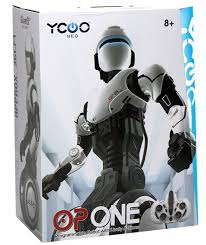 ROZETKA | <b>Робот</b>-андроид <b>Silverlit O.P. One</b> (88550). Цена ...