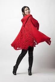 <b>Пальто с элементами</b> ирландского кружева. Пальто в стиле ...