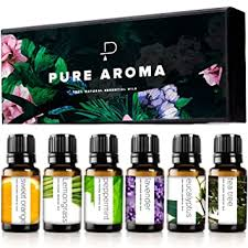 Essential Oils by PURE AROMA 100% Pure ... - Amazon.com