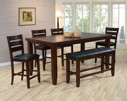 Jaclyn Smith Dining Room Furniture High Top Dining Table High Top Dining Table Bench Lavish High End
