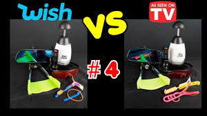 Wish vs <b>As Seen on TV</b> #4: Six Items Compared! - YouTube