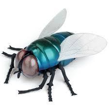 <b>Игрушка</b> интерактивная <b>1TOY Robo</b> Life Робо-муха на ИК ...