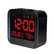 Buy MagiDeal <b>Alarm Clock Multifunction Digital Alarm Clock</b> with ...