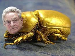 Image result for soros, evil