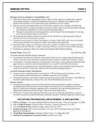 corporate resume samples resume format 2017 corporate controller