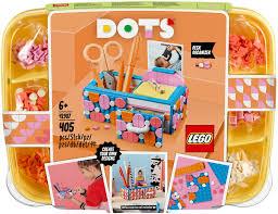 <b>Конструктор LEGO DOTS</b> 41907 Настольный набор — купить по ...
