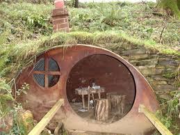 Hobbit Houses  Grassy Hill Shaped Dwellings   WebEcoistAnother Hidden Hobbit Hole