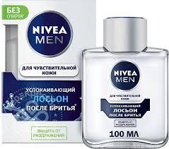 Купить <b>Лосьон после бритья</b> Nivea Men <b>Успокаивающий</b> 100мл с ...
