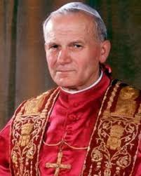 """Pope John Paul II-Official Portrait The Holy Father remained """"extraordinarily serene"""" during his final illness, according to his spokesman, ... - Pope_John_Paul_II"""