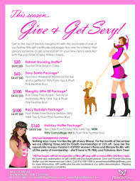 give the gift of sexy flirty girl fitness v space studio give the gift of sexy this holiday season gift certificates from flirty girl fitness in toronto on great savings on flirty and fun classes including