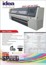 COLOR JET OEM <b>Konica 512I</b> 30 PL/1024I 13 PL Flex Printing ...