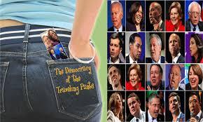 Twenty Democratic Candidates. <b>One Pair</b> of Magic Pants. A Summer ...
