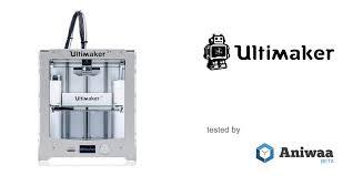 [Review] The Ultimaker <b>Ultimaker 2</b>+ - desktop <b>3D</b> printer