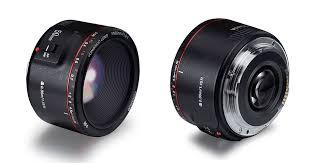 <b>Yongnuo</b> unveils <b>YN50mm</b> F1.8 II: Version 2 of its 'Nifty Fifty' clone ...
