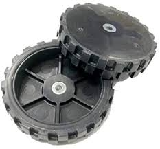 OYSTERBOY Replacement 2pcs Pair of Wheels and <b>Tires for iRobot</b> ...