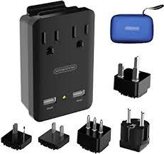 World Travel Adapter Kit, <b>NTONPOWER</b> 2000W <b>Universal Power</b> ...