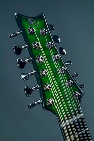 amicus woody quilted maple green artisan gallery emerald guitars amicus sydney offices