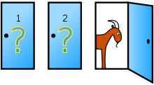 Monty Hall problem - Wikipedia